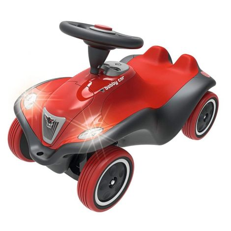 NEXT BOBBY CAR (RED)