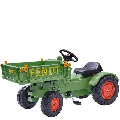 BIG X FENDT: TOOL CARRIER RIDE-ON