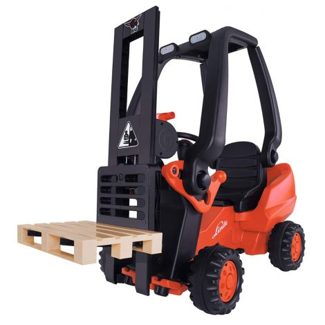 LINDE FORKLIFT RIDE-ON