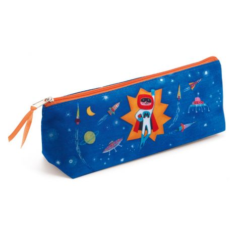 LOVELY PAPER: POLO PENCIL CASE