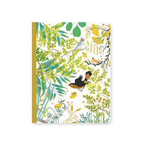 TINOU SINGLE-LINED NOTEBOOK