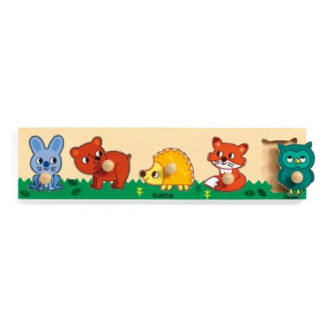 FOREST & CO. KNOB PUZZLE