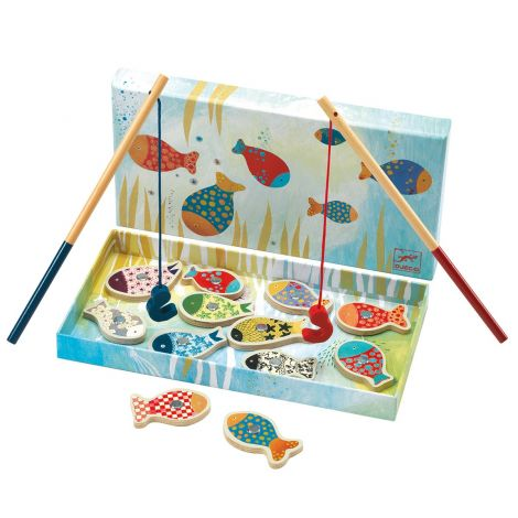 DREAM MAGNETIC FISHING GAME