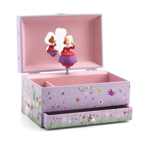 THE PRINCESS' MELODY MUSIC BOX