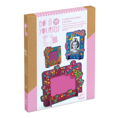 DO IT YOURSELF ACTIVITY SET: FAIRY PHOTO FRAMES TO CREATE