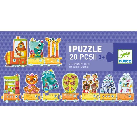 PUZZLE DUO SEQUENCE: I COUNT