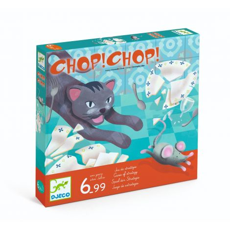 CHOP! CHOP! BOARD GAME