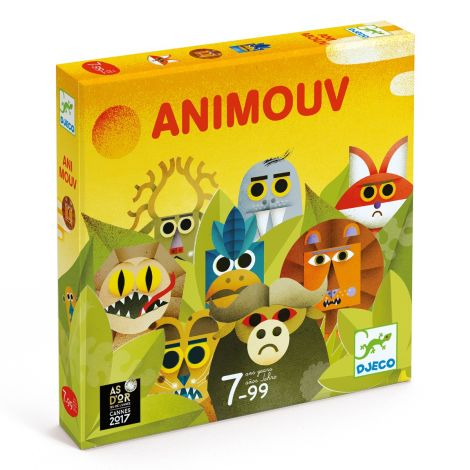 ANIMOUV BOARD GAME OF STRATEGY