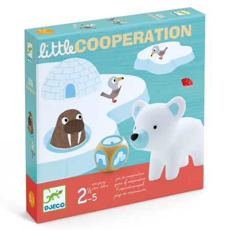 LITTLE COOPERATION GAME