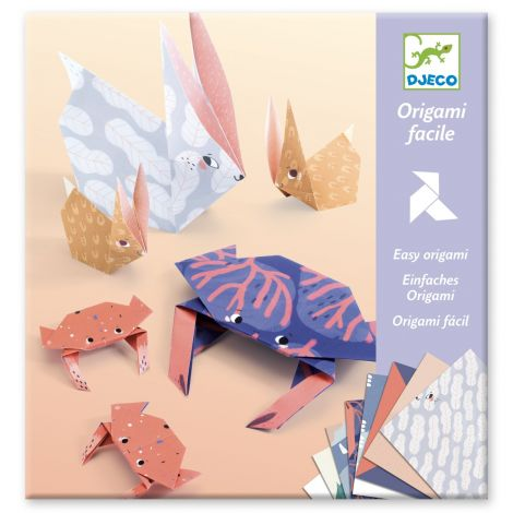 EASY ORIGAMI ACTIVITY SET: FAMILY