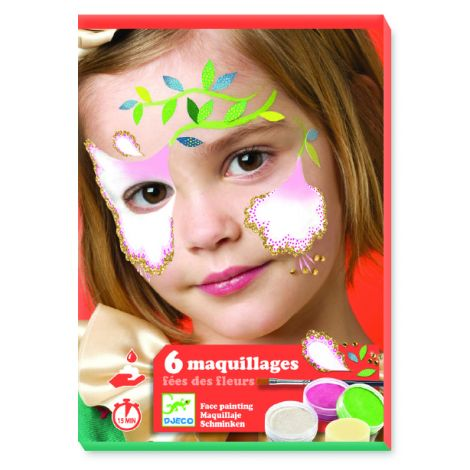 FACE ART KIT: FLOWER FAIRIES