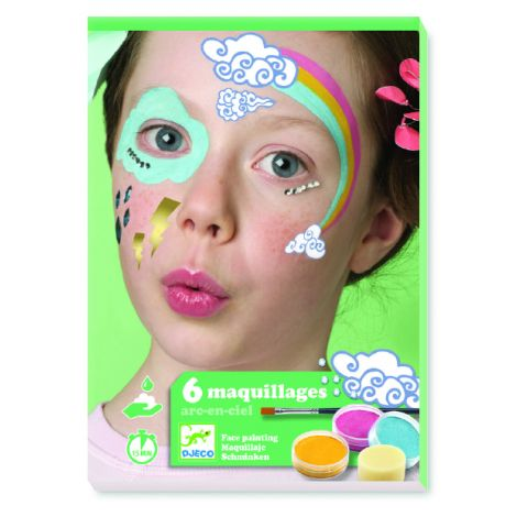 FACE ART KIT: RAINBOWS