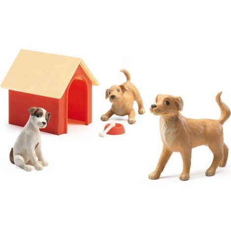 PETIT HOME ACCESSORIES: PET DOGS