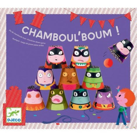 CHAMBOUL BOUM! PARTY BOWLING GAME