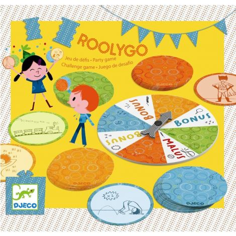 ROOLYGO PARTY CHALLENGE