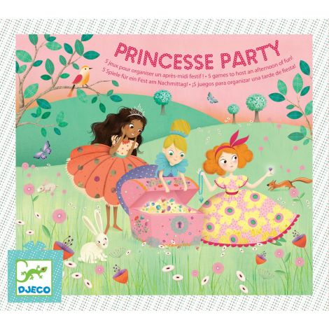 PRINCESS PARTY GAMES COLLECTION