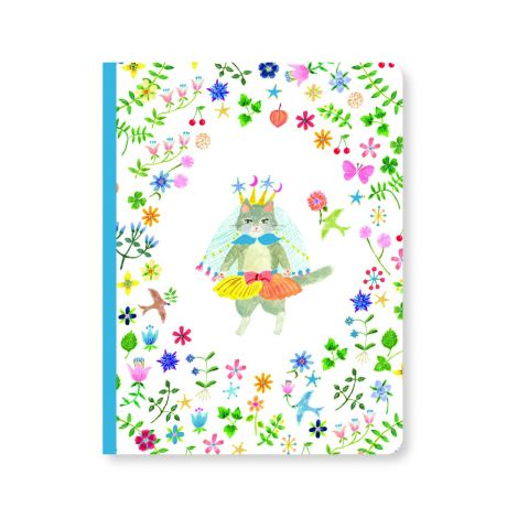 AIKO SINGLE-LINED NOTEBOOK
