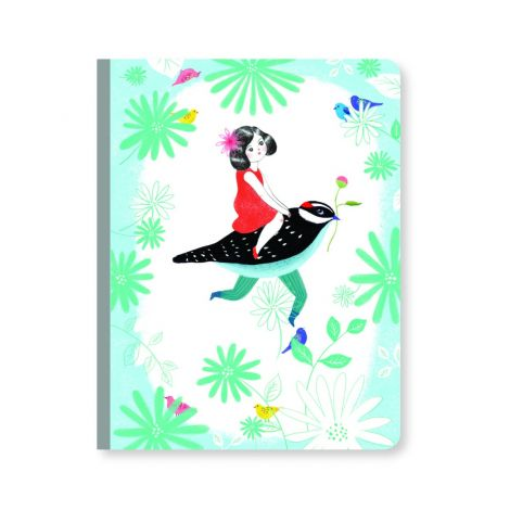 CHICHI SINGLE-LINED NOTEBOOK