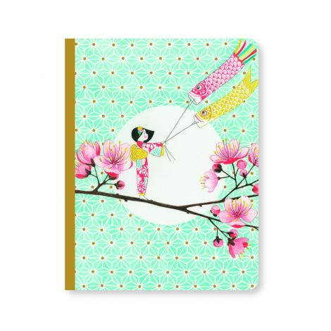 MISA SINGLE-LINED NOTEBOOK