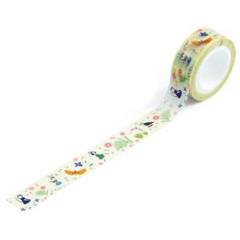 THIN WASHI TAPE: CHICHI