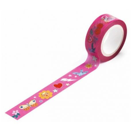 LOVELY PAPER: THIN WASHI TAPE: ROSIE