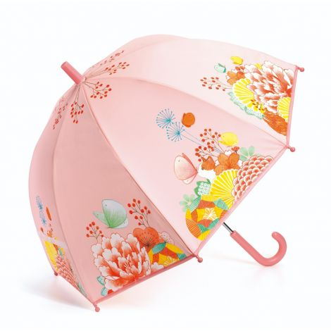 BUBBLE UMBRELLA: FLOWER GARDEN