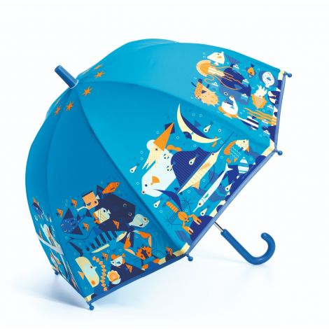 BUBBLE UMBRELLA: SEA WORLD