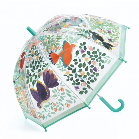 BUBBLE UMBRELLA: FLOWERS & BIRDS