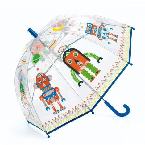BUBBLE UMBRELLA: ROBOTS