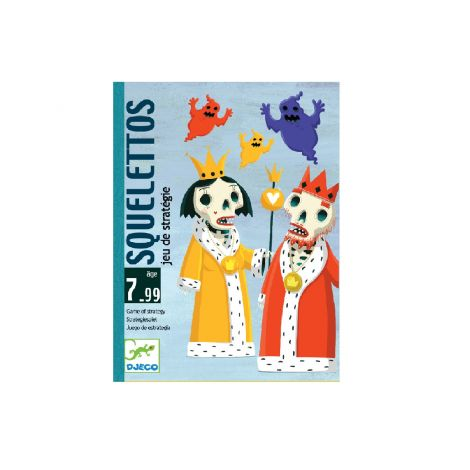 SQUELETTOS CARD GAME