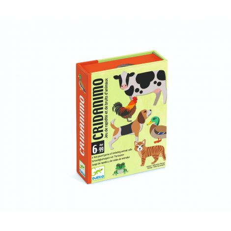 CRIDANIMO EARLY NUMERACY CARD GAME