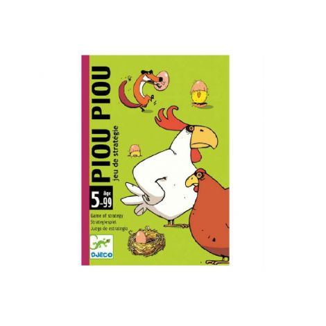 PIOU PIOU STRATEGY CARD GAME