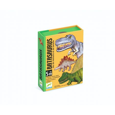 BATASAURUS MEMORY CARD GAME