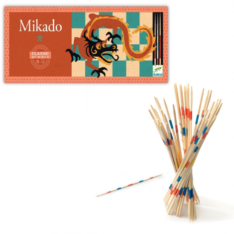 MIKADO PICK-UP-STICKS