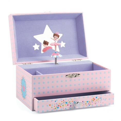 THE BALLERINA'S TUNE MUSIC BOX