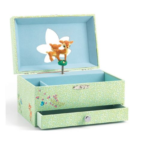 THE FAWN'S SONG MUSIC BOX