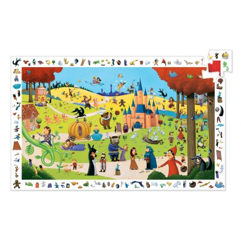 OBSERVATION PUZZLE: FAIRY TALES (54PC)