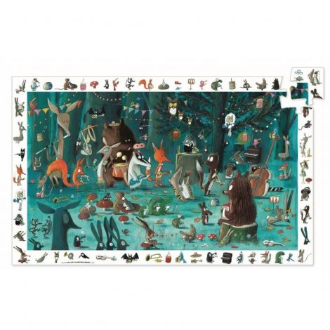 OBSERVATION PUZZLE: THE ORCHESTRA (35PC)