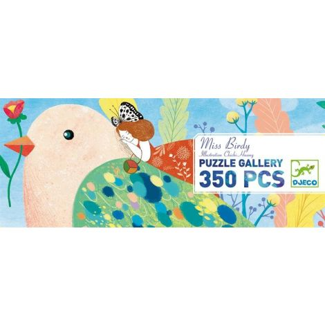 GALLERY PUZZLE: MISS BIRDY (350PC)
