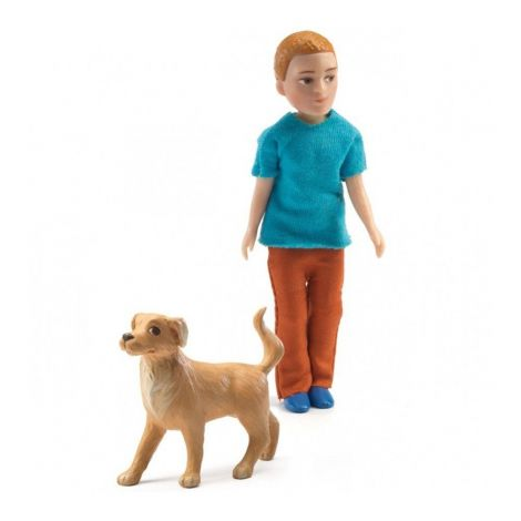 PETIT HOME: XAVIER & HIS DOG