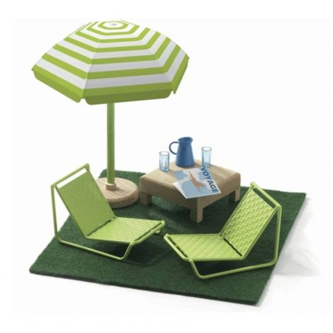 PETIT HOME: TERRACE SET