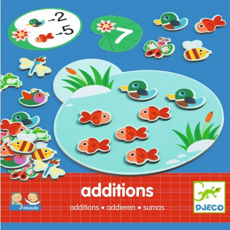 EDULUDO ADDITIONS GAME