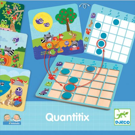 EDULUDO QUANTITIX GAME