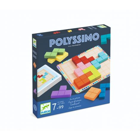 POLYSSIMO IQ GAME
