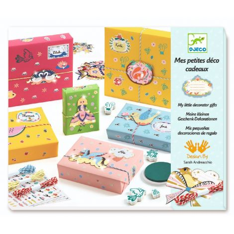 MY LITTLE GIFT DECORATOR BOXED SET