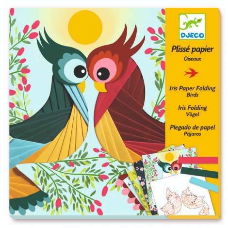 IRIS PAPER FOLDING CRAFT ACTIVITY SET