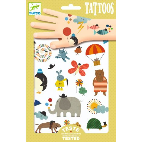 TEMPORARY TATTOOS: PRETTY LITTLE THINGS