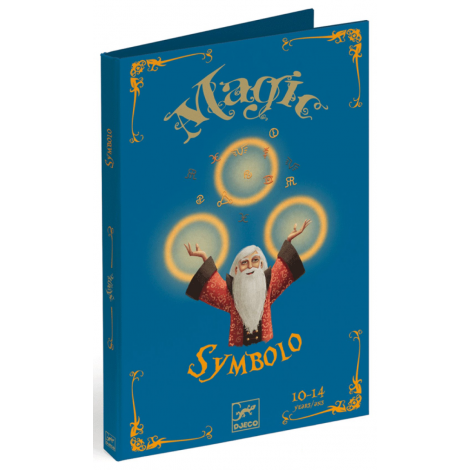 SYMBOLO MAGIC RINGS SET OF TRICKS