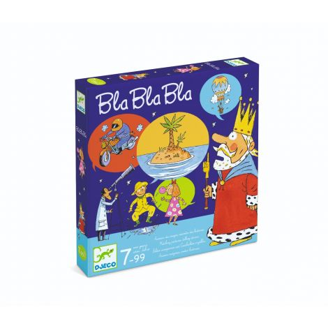 BLA BLA BLA STORYTELLING GAME
