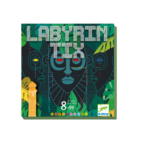 LABYRINTIX VISUAL TRACKING GAME